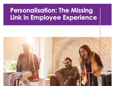 Personalization: The Missing Link in Employee Experience