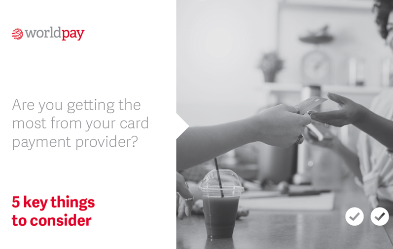 Are you getting the most from your card payment pr