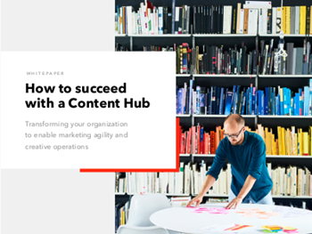 sitecore How to Succeed with a Content Hub