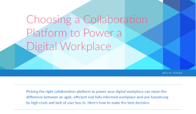Box Choosing a Collaboration Platform to Power a Digital Workforce