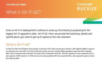 What is Wi-Fi 6E?