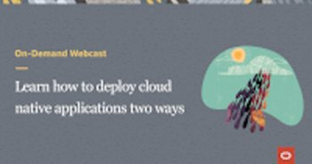 Cloud Native Served Two Ways