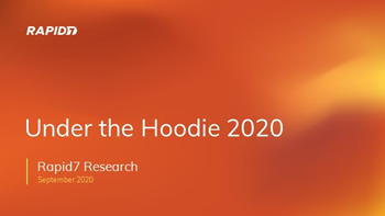 Under the Hoodie 2020: This One Time on a Pen Test