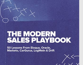 Drift The Modern Sales Playbook in 2020