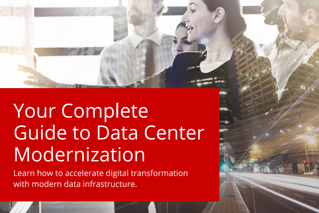 Your Complete Guide to Data Center Modernization