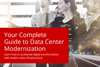 Advanced Systems Group Your Complete Guide to Data Center Modernization