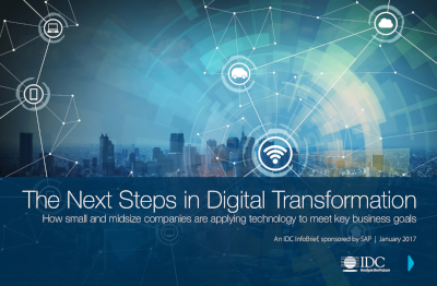 SAP The Next Steps in Digital Transformation