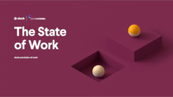 slack The State of Work