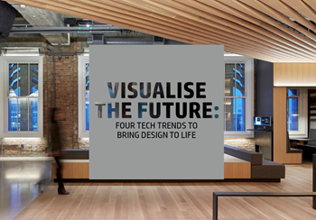 HP Visualise the Future: 4 Tech Trends to Bring Design to Life