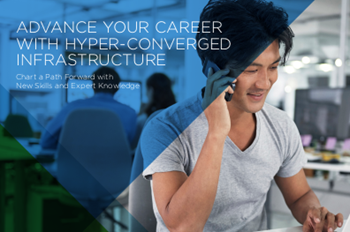VMware Advance Your Career With Hyper-Converged Infrastructure