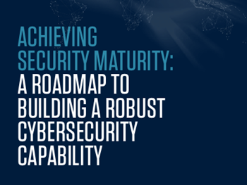 Crowdstrike Achieving Security Maturity