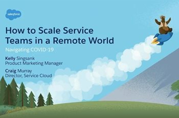 How to Scale Service Teams in a Remote World