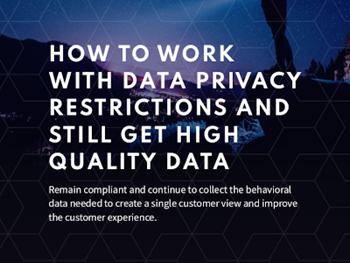 Snowplow Anatlyics - How to Work with Data Privacy Restrictions and Still Get High Quality Data