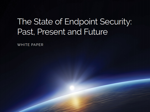 Nyotron The State of Endpoint Security: Past, Present and