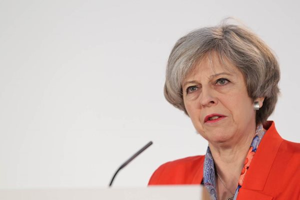 Theresa May's War on Encryption: What this Means a