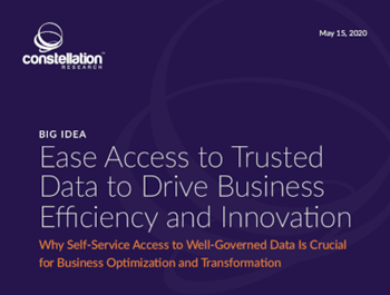 collibra Ease Access to TrustedData to Drive Business Efficiency and Innovation