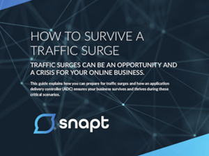 Snapt Traffic Surges Happen! How Do you prevent them?