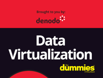 Denodo - Data Virtualisation for Dummies