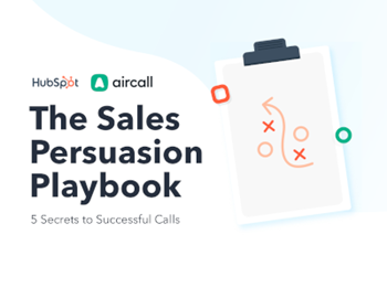 aircall The Sales Persuasion Playbook