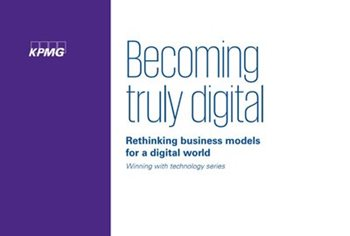 KPMG Rethinking business models for a digital world
