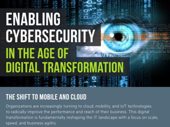 VMware Enabling Cyber-security in the Age of Digital Transformation
