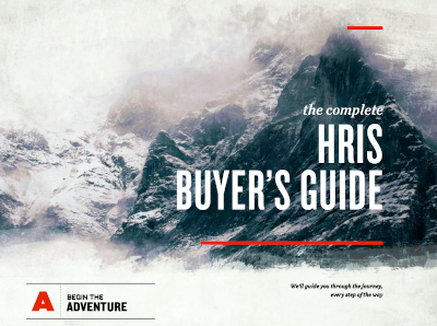 The Complete HRIS Buyer's Guide