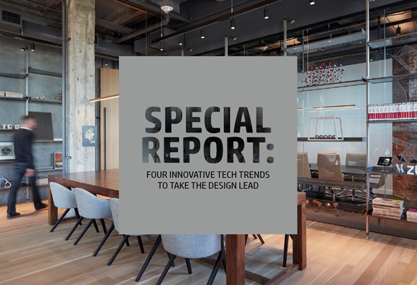 HP Special Report: 4 Innovative Tech Trends to Take the Design Lead