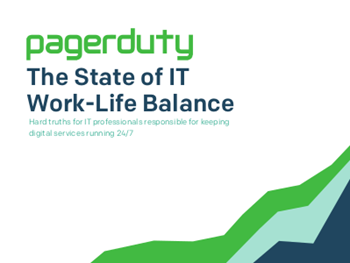 PagerDuty The State of IT Work-Life Balance