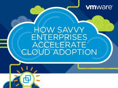VMWare How Savvy Enterprises Accelerate Cloud Adoption