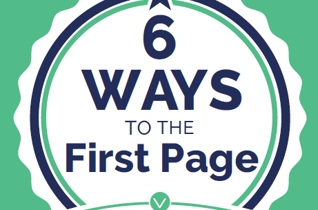 ThriveHive 6 Ways to the First Page