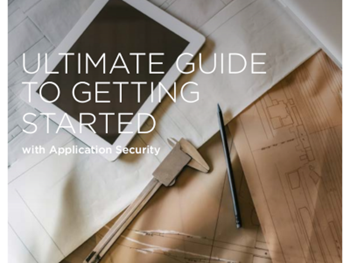 Veracode Ultimate Guide to Getting Started with Application Security