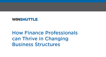 Winshuttle How SAP Finance Professionals Can Thrive in Changing Business Structures