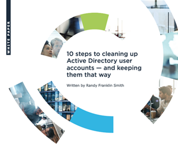 oneidentity-10 Steps to Cleaning Up Active Directory