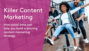 Sysomos Killer Content Marketing