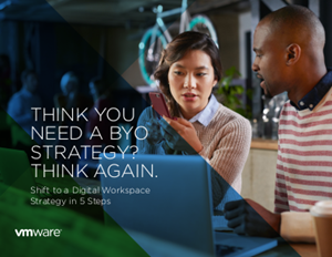 VMware Think You Need a BYO Strategy? Think Again