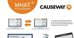 Causeway Why you need Electronic Invoicing