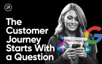 The Customer Journey Starts With a Question