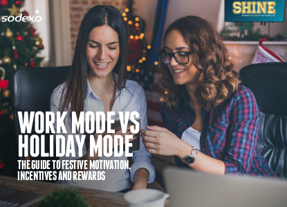 Sodexo The Guide to Festive Motivation, Incentives and Rewards
