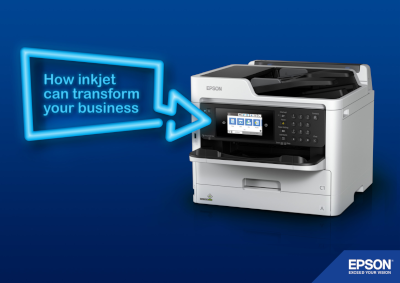Epson How Inkjet Can Transform Your Business