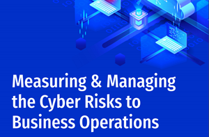 Tenable Measuring and Managing the Cyber Risks to Business