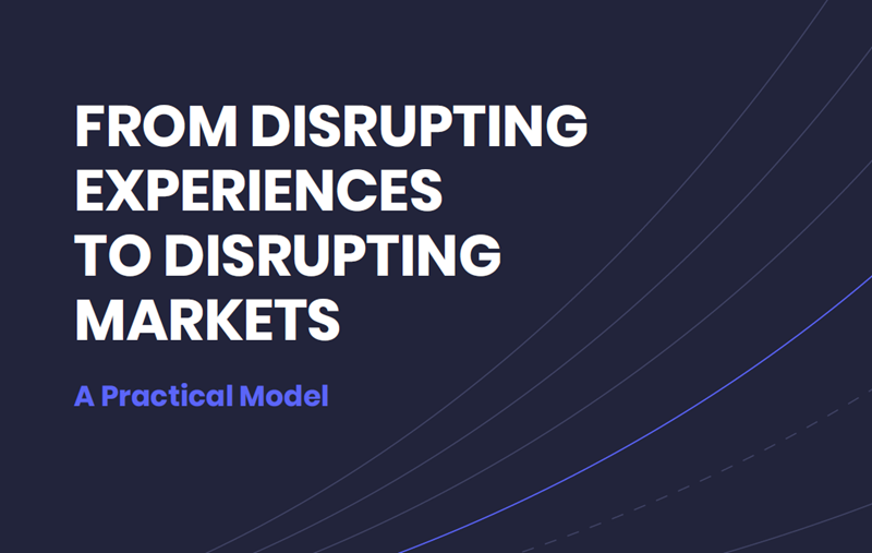 Algolia From Disrupting Experiences to Disrupting Markets