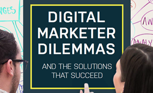 AdRoll Digital Marketer Dilemmas and The Solutions That Succeed