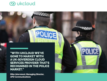 UKCloud and APD's Artemis Solution [Case Study]