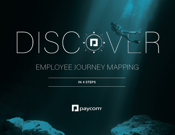 Paycom Employee Journey Mapping – in 4 Steps