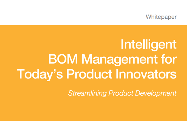Arena Solutions Intelligent BOM Management for Today's Product Inn