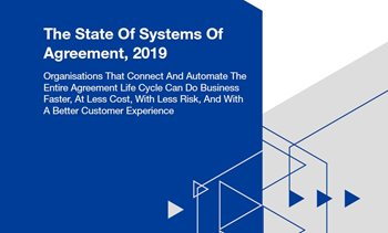 The State Of Systems Of Agreement, 2019