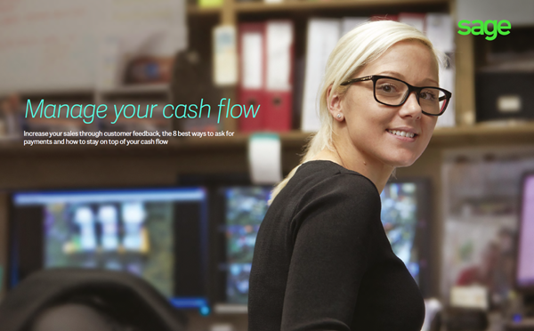 Sage Manage Your Cash Flow