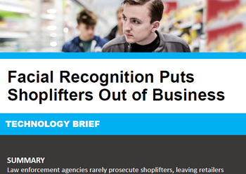 Intel Facial Recognition Puts Shoplifters Out of Business