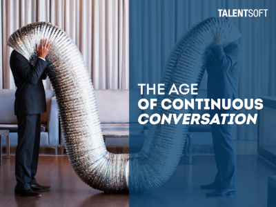 Talentsoft The Age of Continuous Conversation