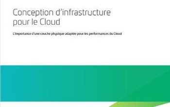 Conception d'infrastructure pour le Cloud